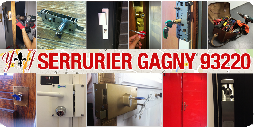 serrurier gagny 01 79 75 05 77 yj services serrurier 93220 With serrurier gagny
